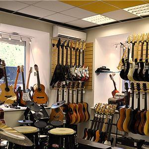Музыкальные магазины Конаково