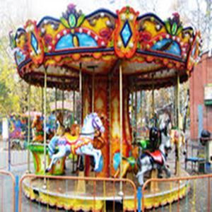 Парки культуры и отдыха Конаково