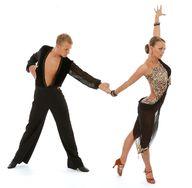 Танцевальный хастл-клуб На встречу друг другу - иконка «танцы» в Конаково